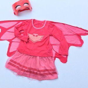 PJ Masks Owlette Costume Set 4T